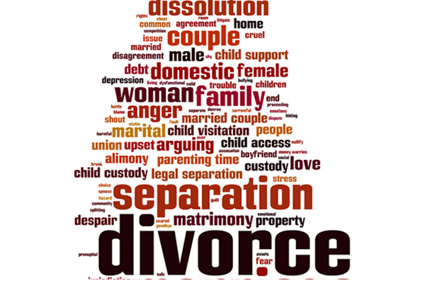 Annulment, Divorce, and Legal Separation